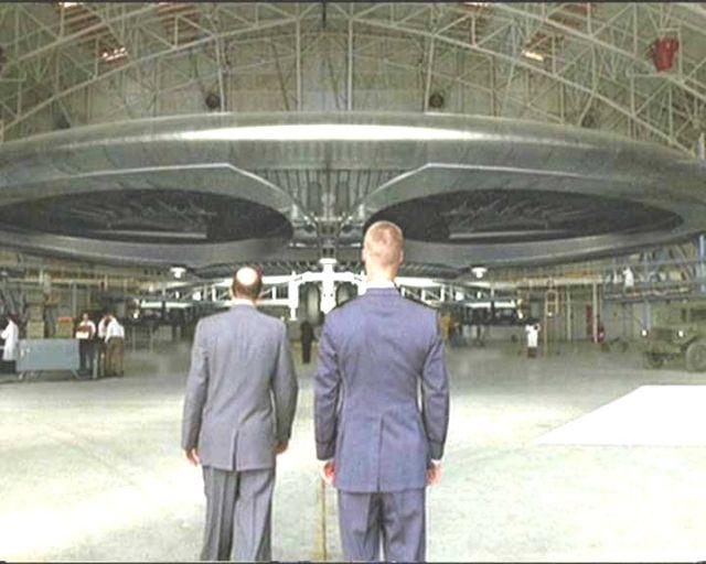 Real Alien Area 51 Ufo